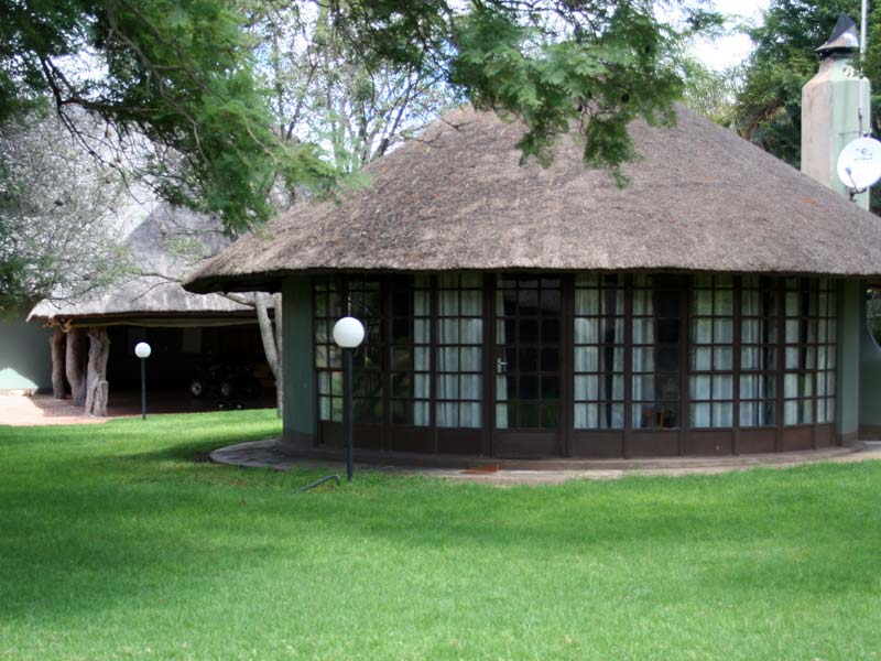 Accommodation at Lianga Safaris