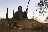 Chase Redding Bushbuck