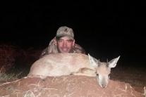 Cliff Sharpe's Greysbok