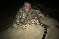 Leonard Powel Large spotted Genet