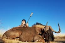 Chase Redding Black Wildebeest