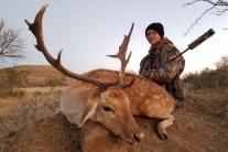 Chase Redding Fellow Deer