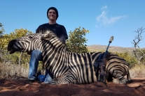 Chase Redding Zebra