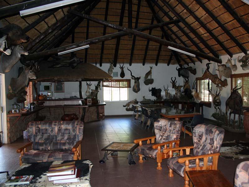 Accommodation at Lianga Safaris