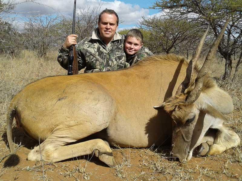 Hunting safari testimonials - Casper Fouche