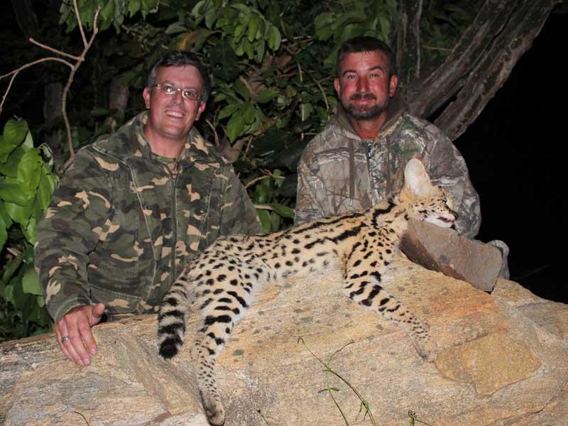 Leonard Powel hunting testimonials